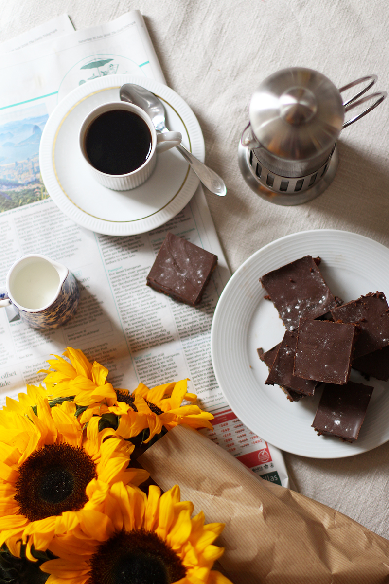 How to make chocolate tiffin, Bumpkin Betty