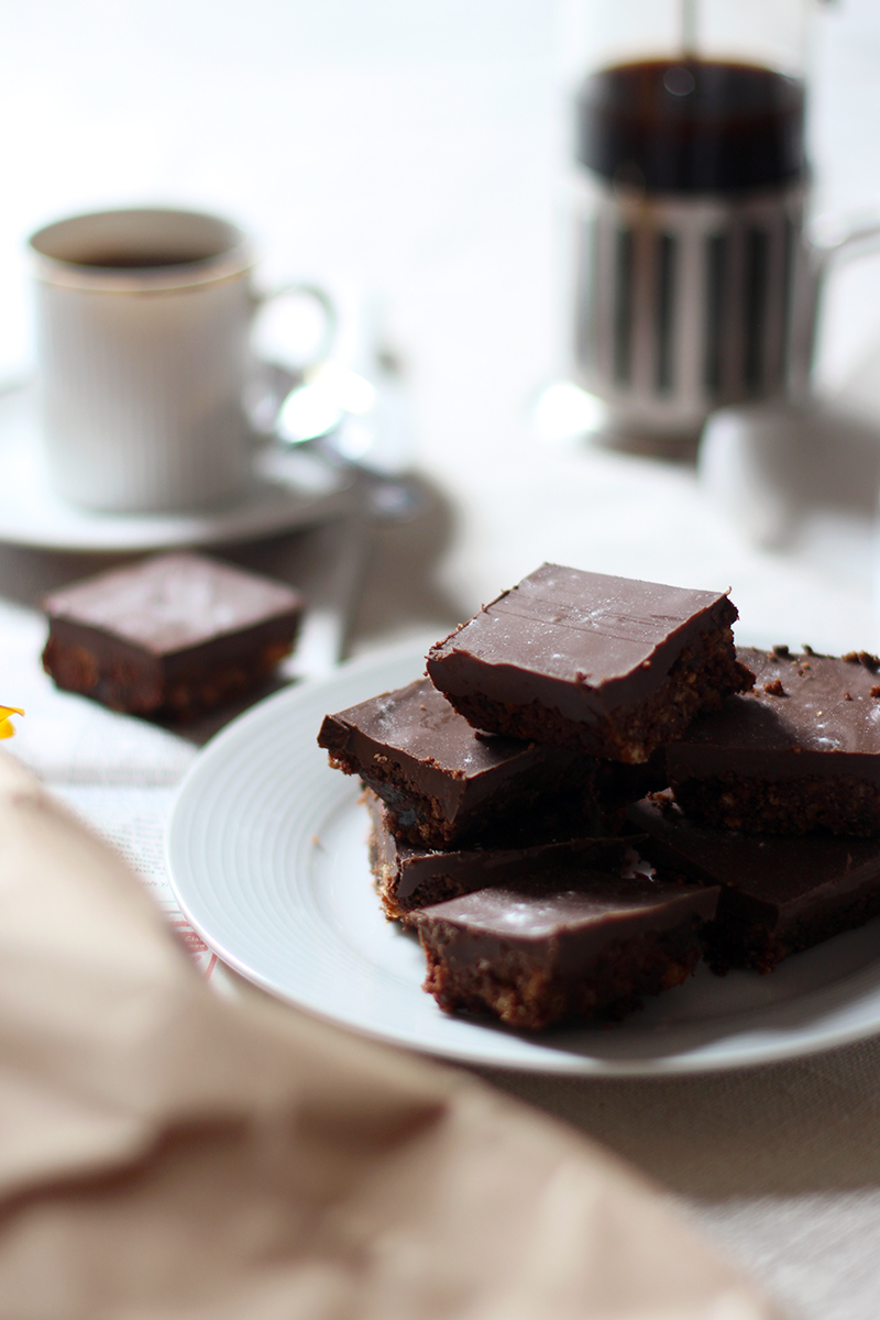 The ultimate chocolate treat recipe, Bumpkin Betty