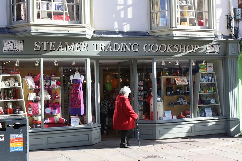Guide to Chichester City Bumpkin Betty UK Fashion Blog