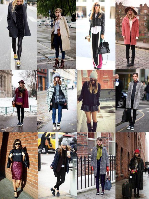 Bumpkin Betty UK Fashion Blog LFW Outfit Inspiration Aw13