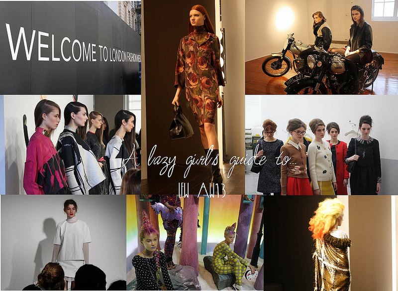LFW AW13 Trends Bumpkin Betty Fashion Blog