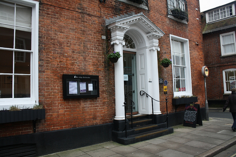 Betty Reviews The Ship Hotel Chichester Bumpkin Betty UK Fashion Lifestyle Blog