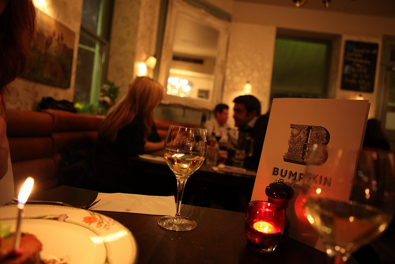 Restaurant Review Bumpkin London Bumpkin Bettytop UK Fashion Lifestyle Blogs