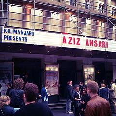 Aziz Ansari Bumpkin Betty