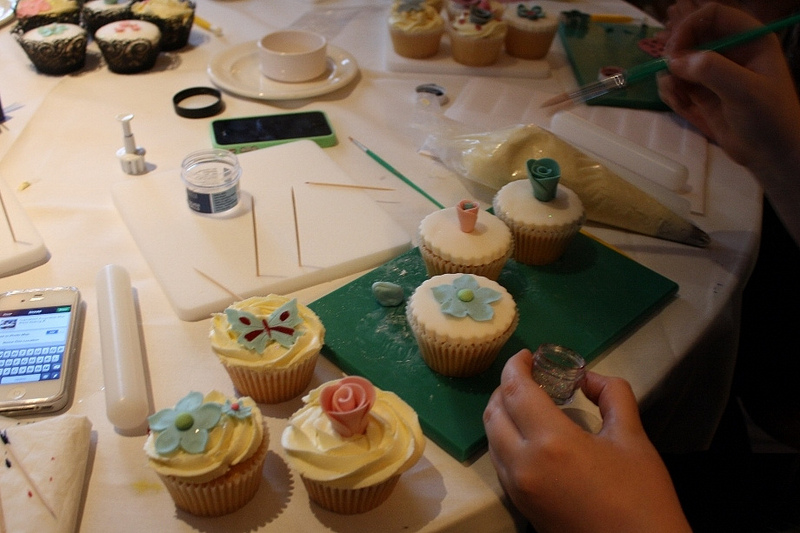 Cupcake Masterclass Top Lifestyle Blogs UK