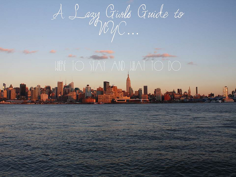 UK Travel and Lifestyle Blog, NYC City Guide