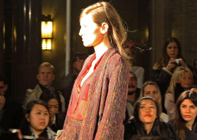 Top UK Fashion Blogs, LFW AW14 Diary