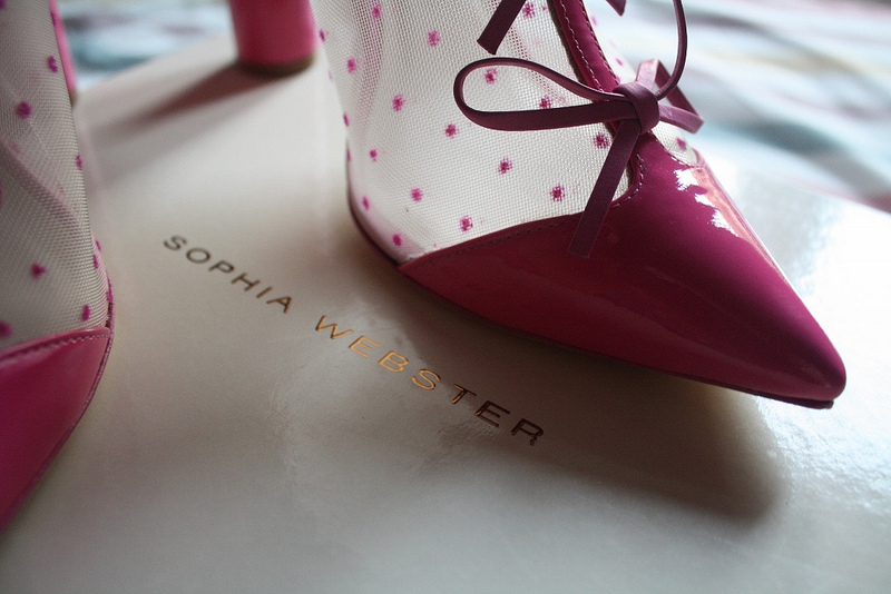 Sophia Webster Amelia Boots, Bumpkin Betty, Uk Fashion Blogs