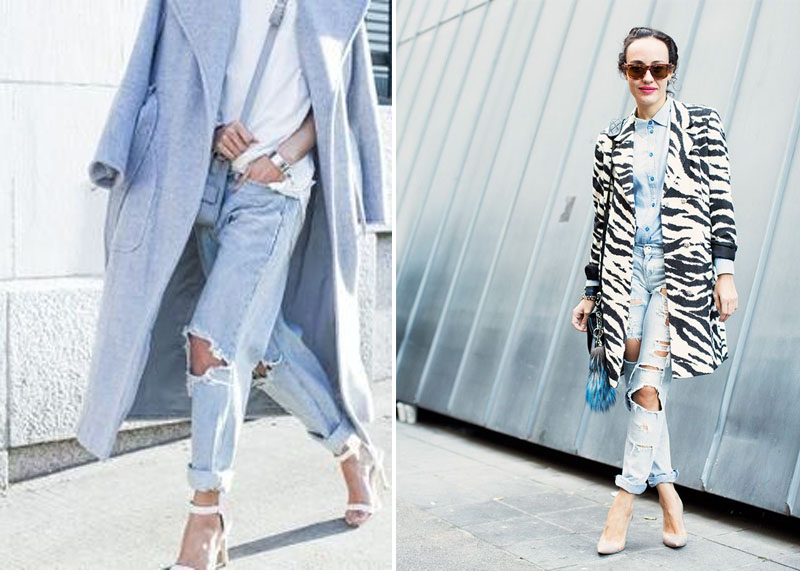 Bumpkin Betty, How to wear Ripped Jeans