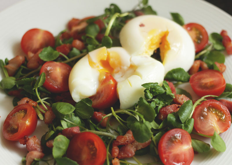 How to make Poached Eggs, Top UK Food Blogs