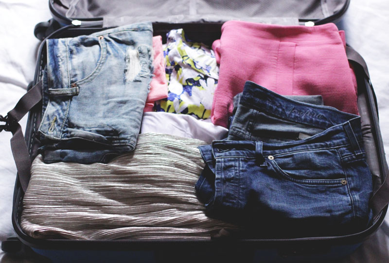 Bumpkin Betty, How to Pack for a British Holiday