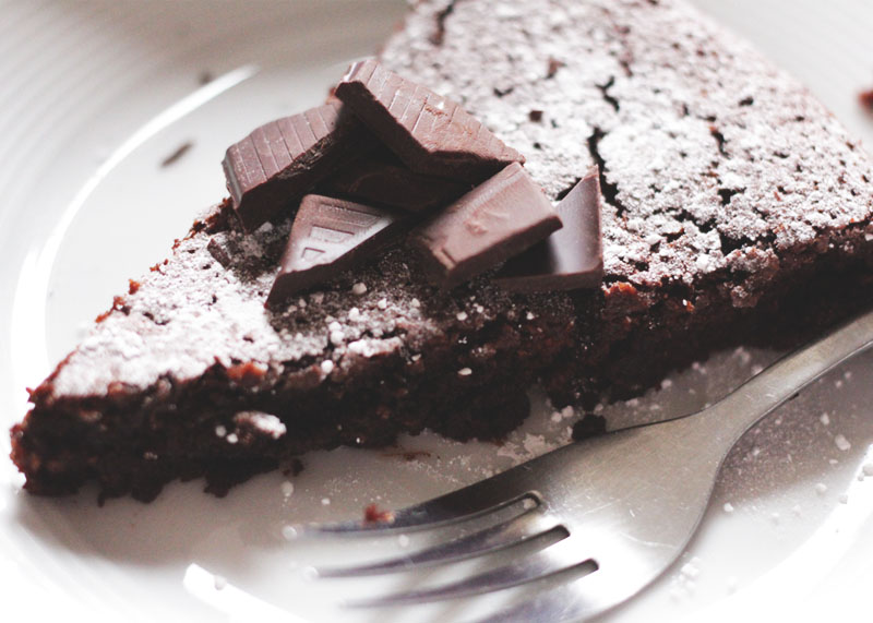 Great Blogger Bake Off, Chocolate Olive Oil Cake