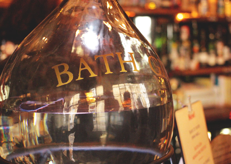 Top Bars in Bath