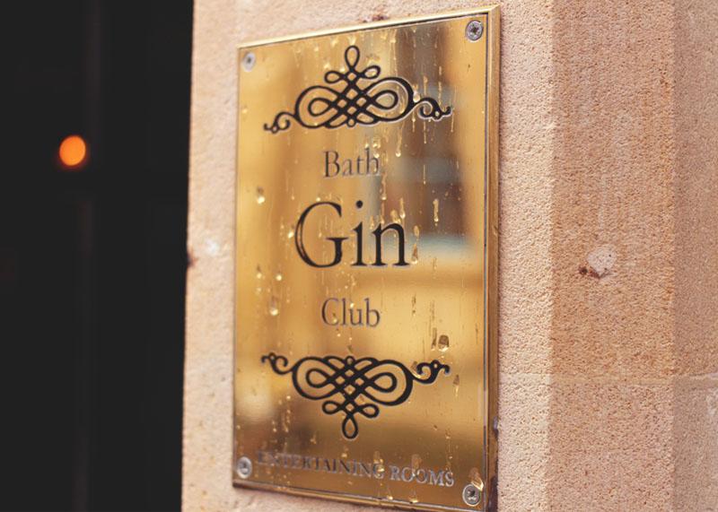 The Gin Bar, Bath