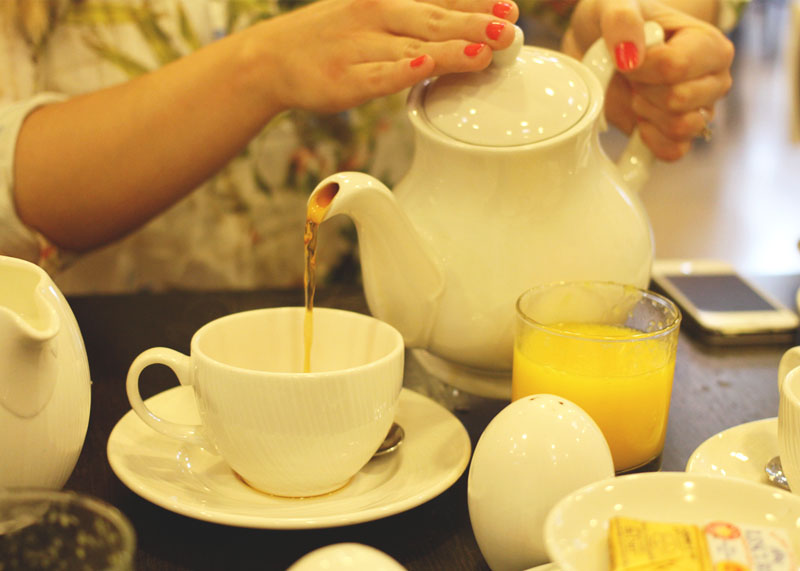 Afternoon Tea in Bath, Bumpkin Betty