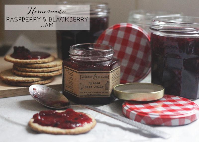 Homemade Jam recipe
