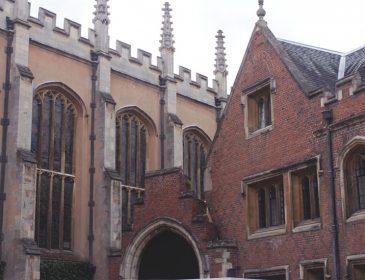 Cambridge photo diary
