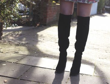 Knee Highs and Knitwear