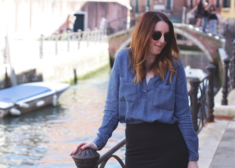 How to dress for Venice, Bumpkin Betty