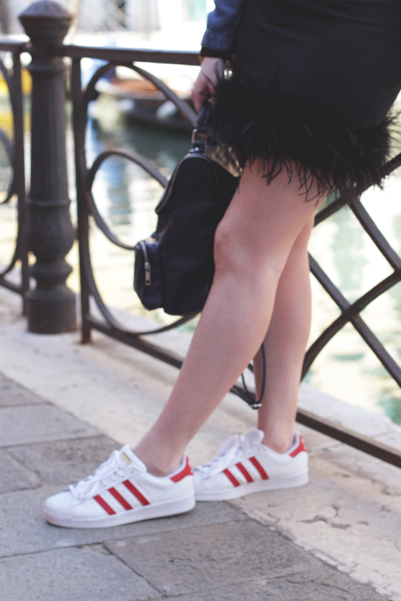 skirts and sneakers, Bumpkin Betty