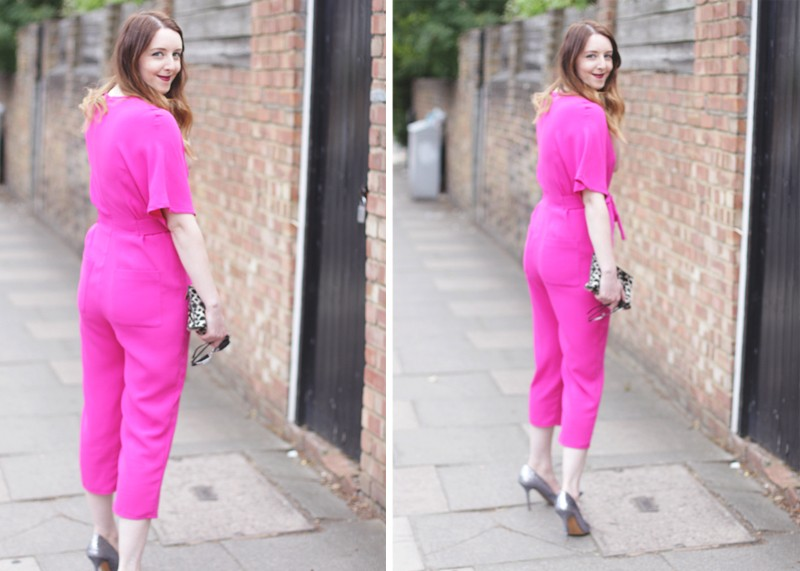 How to wear pink at any age, Bumpkin Betty
