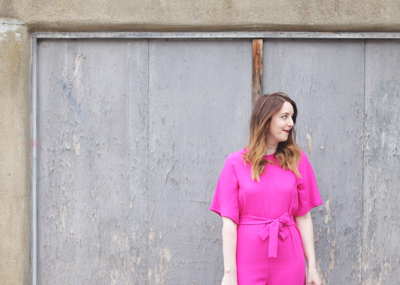 How to wear pink, Bumpkin Betty