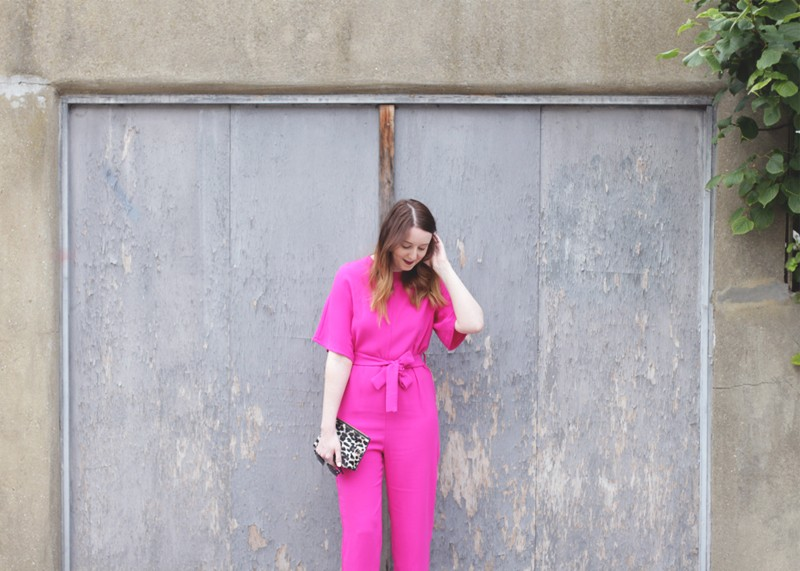 How to wear neon colours, Bumpkin Betty