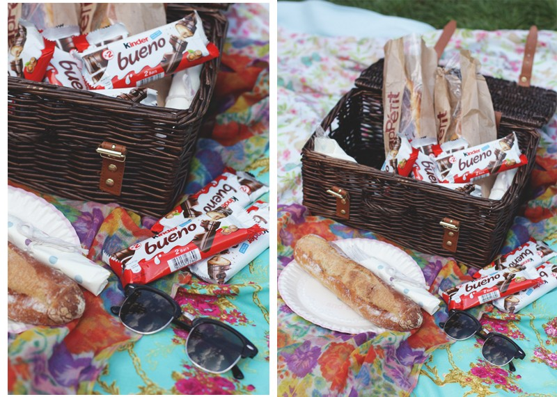 KInder Bueno picnic, Bumpkin Betty