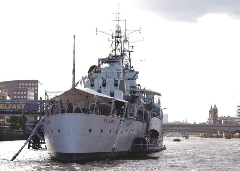 London Riverboat cruise, Bumpkin Betty