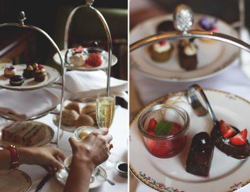 Marriot Hotel afternoon tea, bumpkin betty