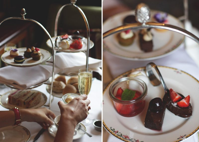 Marriot Hotel afternoon tea, bumpkin betty