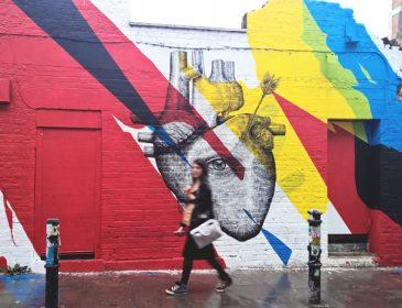 Street Art London, Bumpkin Betty
