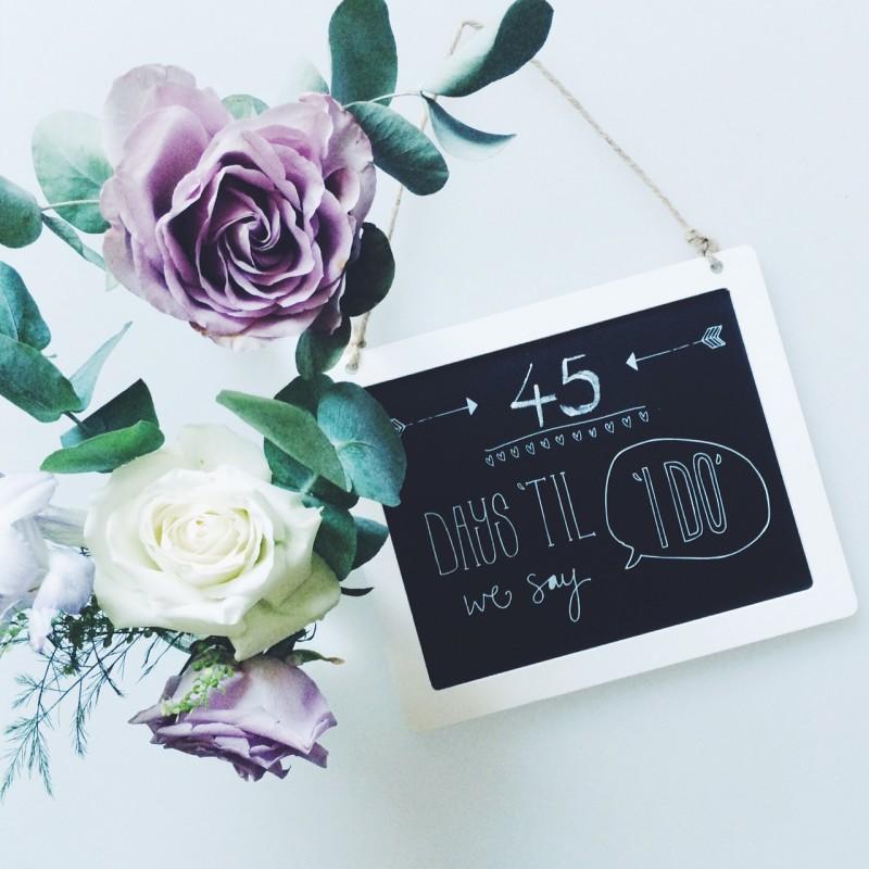 Wedding countdown, Bumpkin Betty
