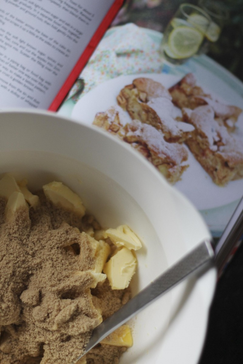 apple and cinnamon recipes, Bumpkin Betty