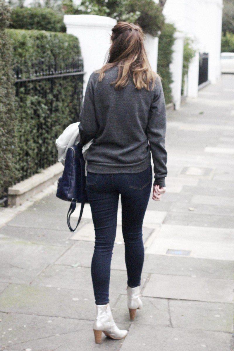 How to wear silver for day, Bumpkin betty