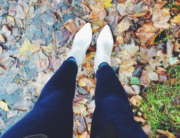 Boden silver ankle boots, Bumpkin Betty