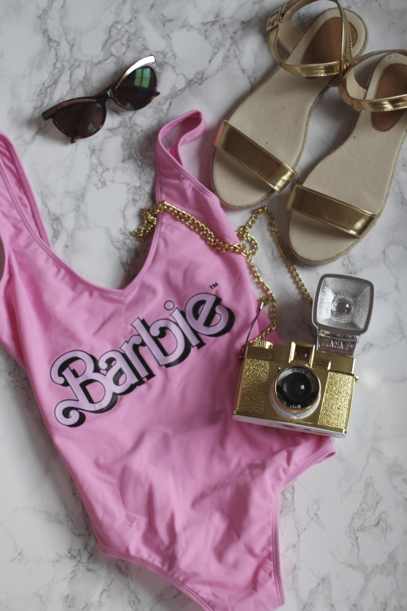Wildfox barbie swimsuit, Bumpkin Betty
