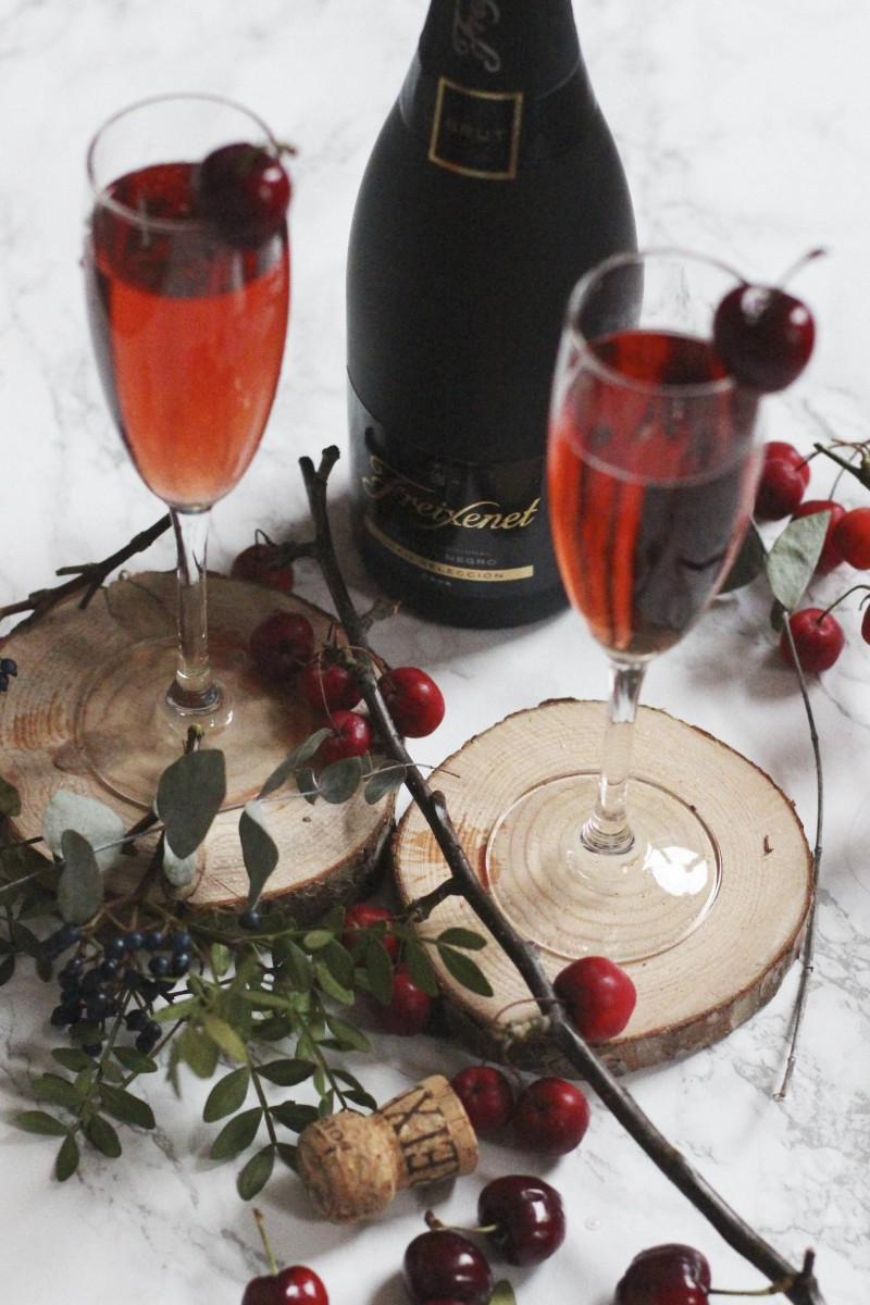 easy cocktails to make this Christmas, Bumpkin Betty