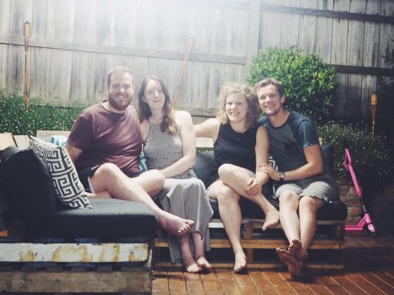 Hogmanay in Australia, Bumpkin betty