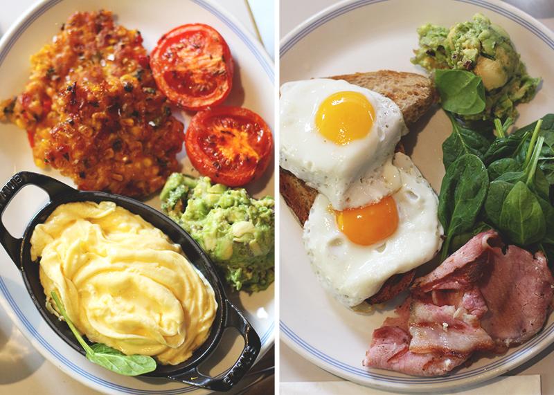 breakfast restaurants in London, Bumpkin Betty