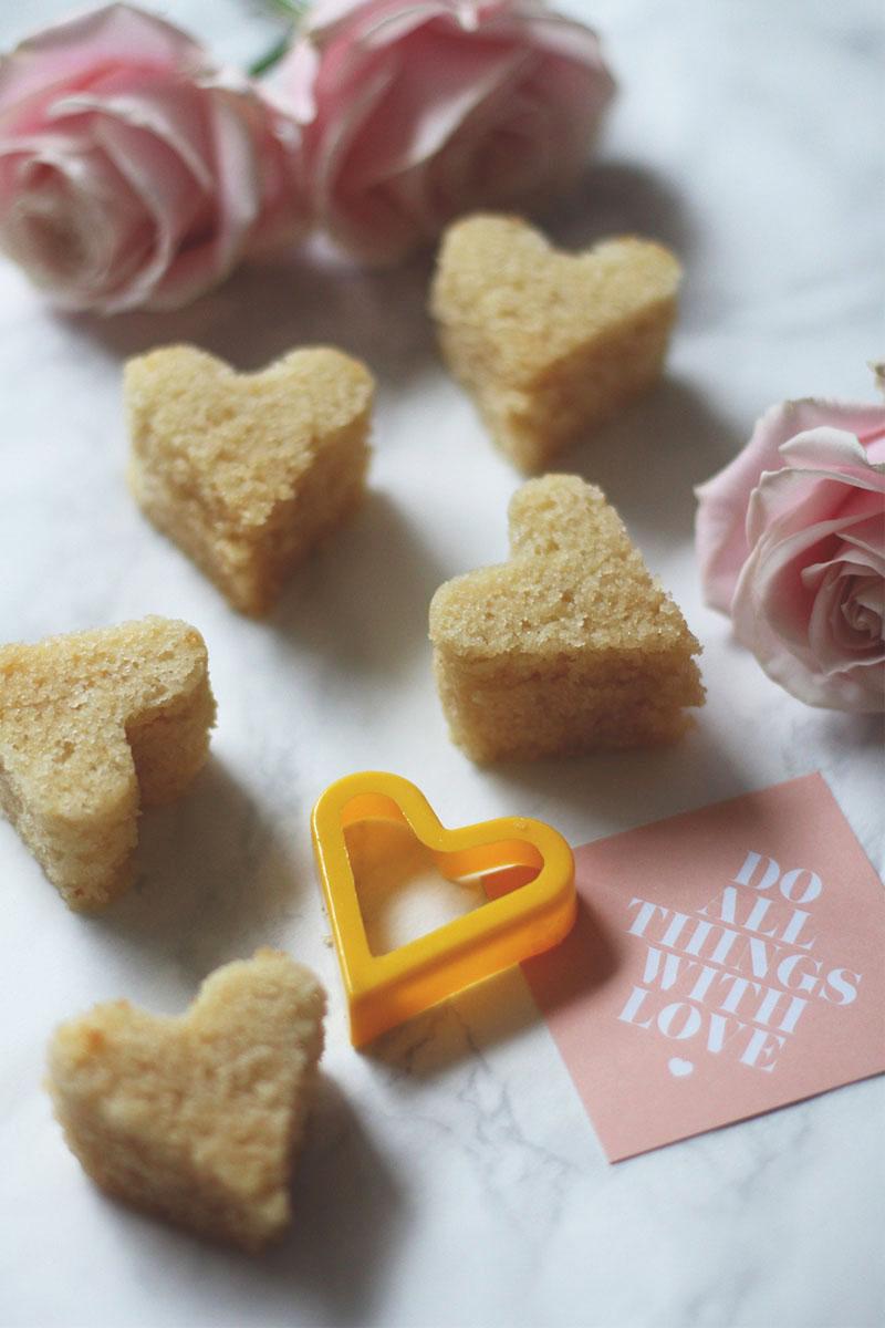 How to make a hidden heart cake, Bumpkin Betty