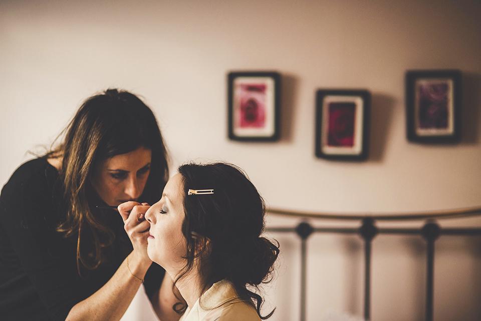 How to choose a wedding make up artist, Bumpkin Betty