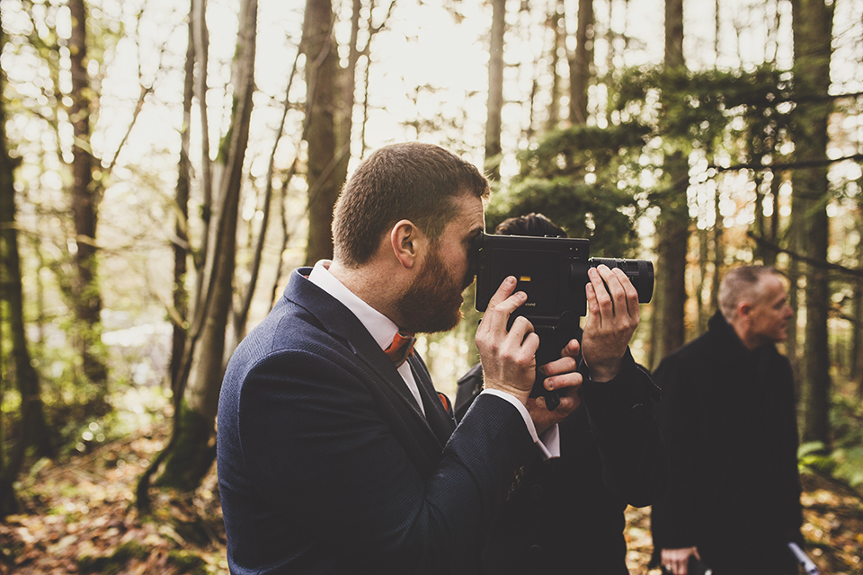 How to have an outdoor wedding in Winter, Bumpkin Betty