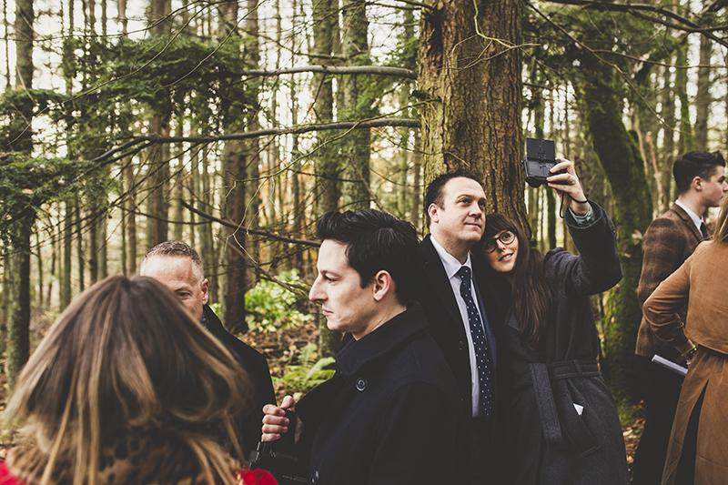 Woodland wedding ideas, Bumpkin Betty