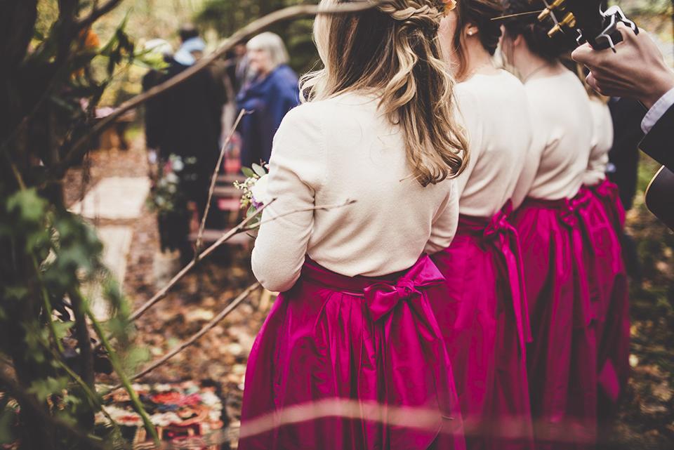 Coast Alisa skirts for bridesmaids, Bumpkin Betty