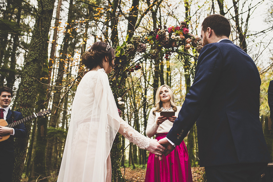 How to choose readings for your wedding, Bumpkin Betty