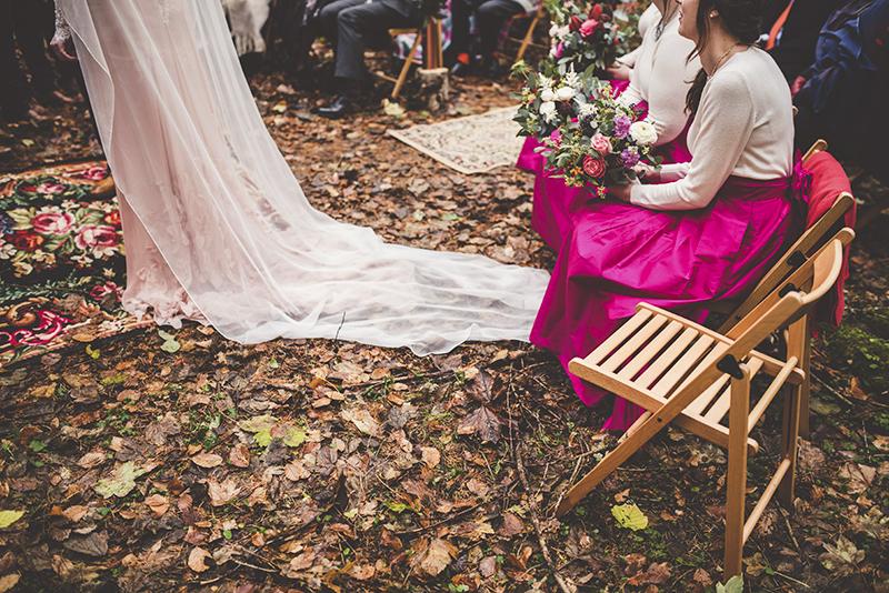 Bridal capes, Bumpkin Betty