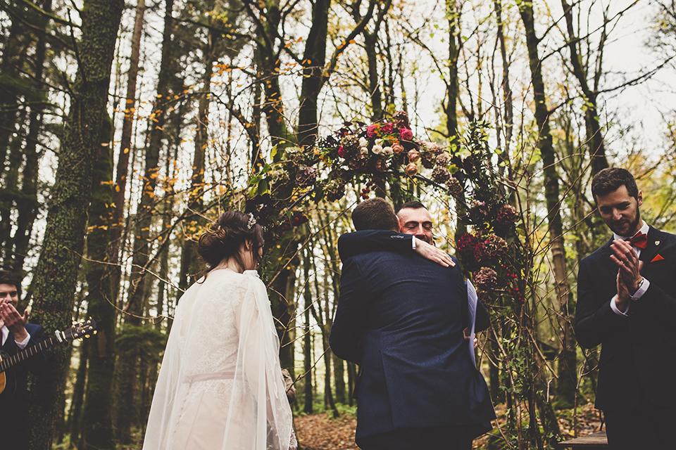 wedding posts by Bumpkin Betty