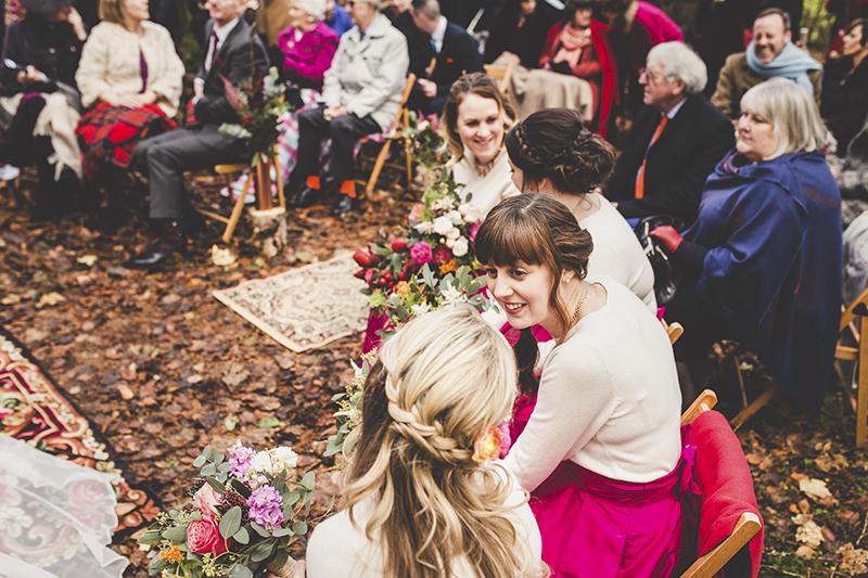 Tips for a november wedding, Bumpkin Betty