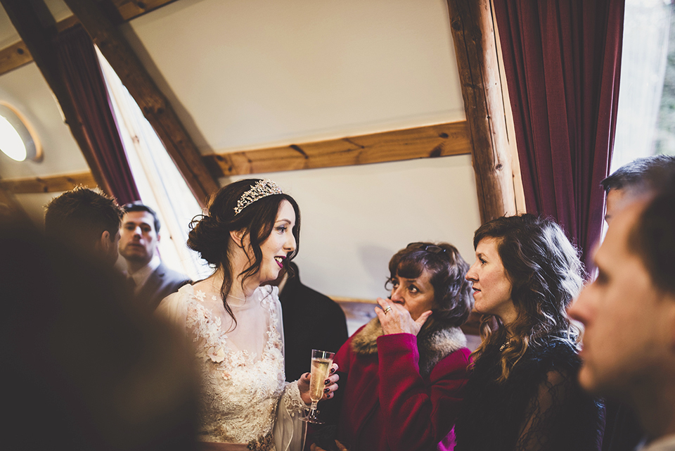 How to plan a wedding on a budget, Bumpkin Betty